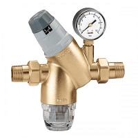 Regulacia tlaku vody