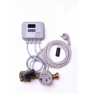 Ochranný systém Hydrostop BASIC HS1, ventil NC obr.1
