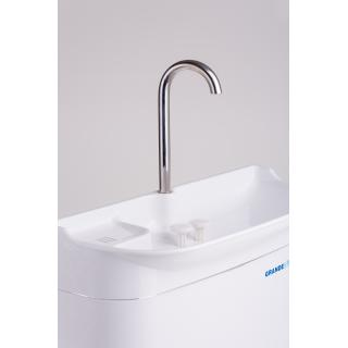 Úsporný WC splachovač s umyvadlem AQUAdue GrandesYs obr.1
