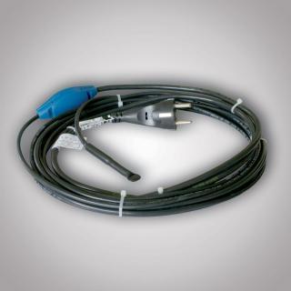 Topný kabel na potrubí s termostatem Fenix PFP 6m/72W