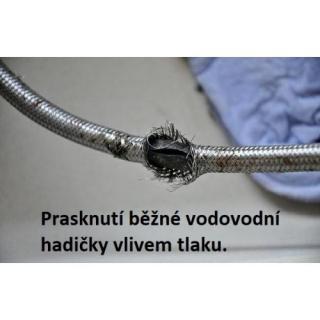 "Nerezová flexi hadice k WC MERABELL Aqua G1/2"" – G1/2"" 35cm obr.7"
