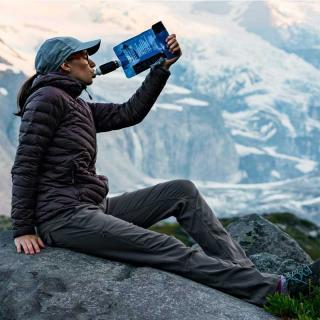 Cestovní vodní filtr SAWYER SP2129 MICRO Squeeze Filter obr.3