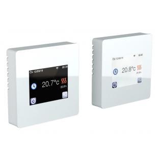 Dotykový pokojový termostat Fenix TFT Wifi bílý