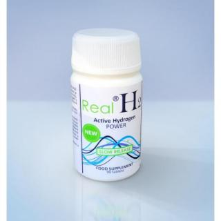 Tablety Real® H2 Active Hydrogen Power