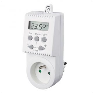 Zásuvkový termostat Elektrobock TS05