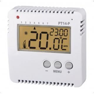 Pokojový termostat Elektrobok PT14-P